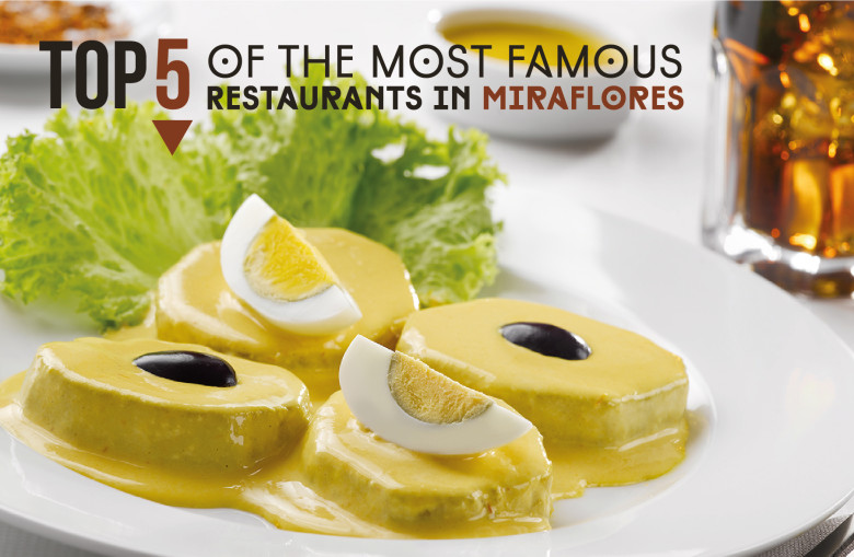 Top 5 of the most famous Restaurants in Miraflores - Pariwana-Hostel-01