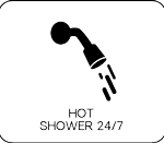 How showers 24/7 - www.pariwana-hostel.com